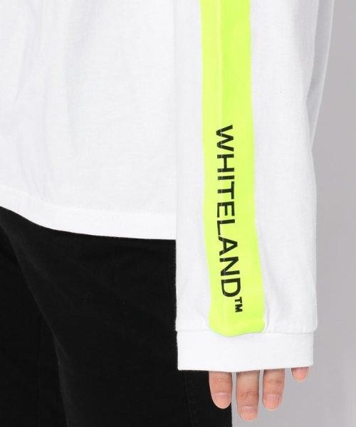 LHP(エルエイチピー)/【mini 4月号掲載】WHITELAND/ホワイトランド/LINE LONG SLEEVE/6016191318-60_img05