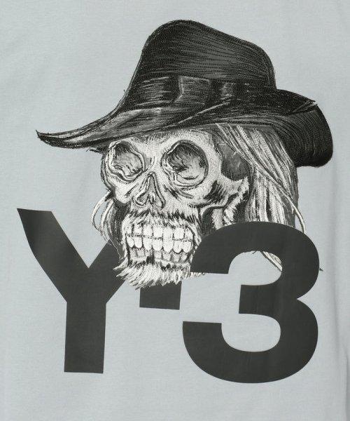 LHP(エルエイチピー)/Y-3/ワイスリー/Yohji スカルTシャツ/94919629-60_img04
