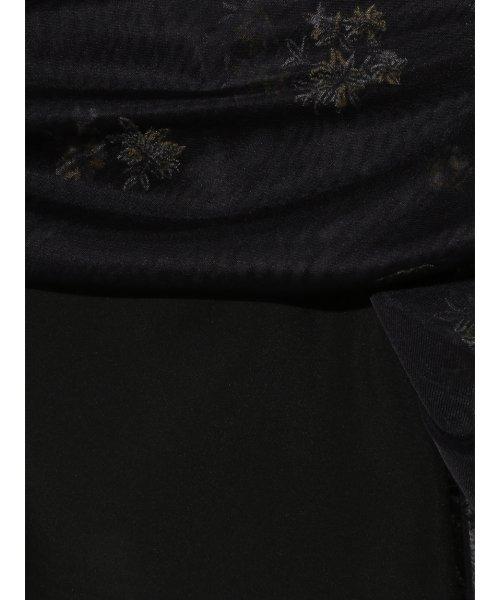Mila Owen(ミラオーウェン)/刺繍入りチュールスカート/09WFS191072_img07