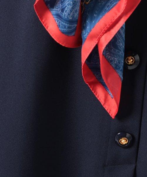 Rirandture(リランドチュール)/【美人百花 3月号掲載】スカーフベルト付トレンチスカート/89130720_img43