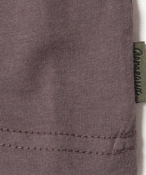 Gemeaux(ジェモー)/メガネアップリケ半袖Tシャツ/GA8310_img05