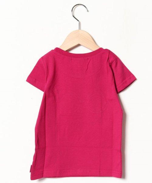 Gemeaux(ジェモー)/メガネアップリケ半袖Tシャツ/GA8310_img01