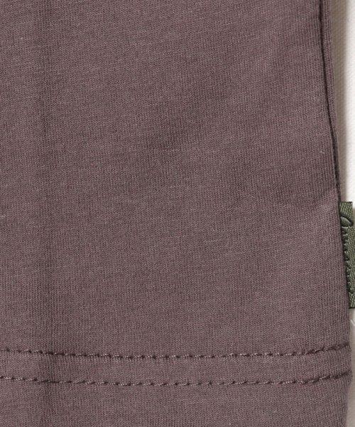 Gemeaux(ジェモー)/メガネアップリケ半袖Tシャツ(150cm)/GA8310150_img05