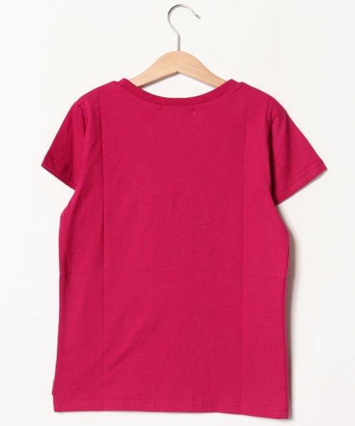 Gemeaux(ジェモー)/メガネアップリケ半袖Tシャツ(150cm)/GA8310150_img01