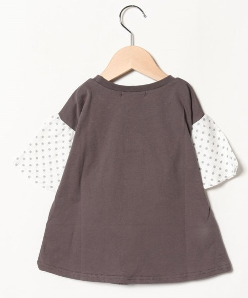 Gemeaux(ジェモー)/リボン半袖Tシャツ/GA8311_img01
