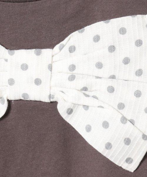 Gemeaux(ジェモー)/リボン半袖Tシャツ/GA8311_img03