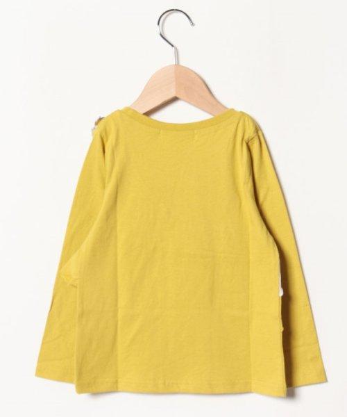 Gemeaux(ジェモー)/切替フリル長袖Tシャツ/GA8315_img01
