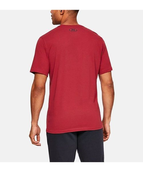 UNDER ARMOUR(アンダーアーマー)/アンダーアーマー/メンズ/19S UA STACKED LEFT CHEST SS/61961504_img01