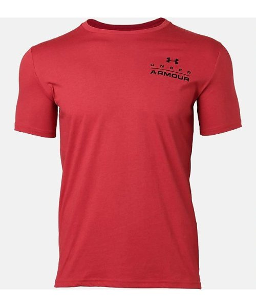 UNDER ARMOUR(アンダーアーマー)/アンダーアーマー/メンズ/19S UA STACKED LEFT CHEST SS/61961504_img02