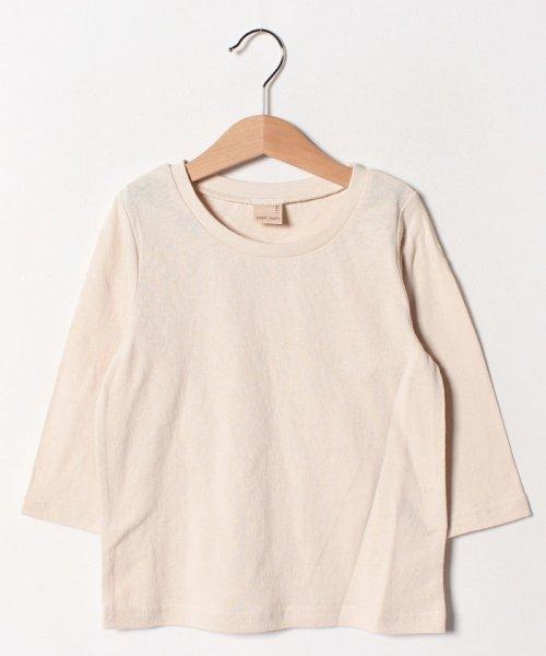 petit main(プティマイン)/透けレースロングキャミソール×Tシャツセット/9691231_img05