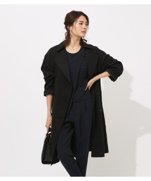 AZUL by moussy(アズールバイマウジー)/LYOCELL TRENCH COAT/250CSA30-466B_img01