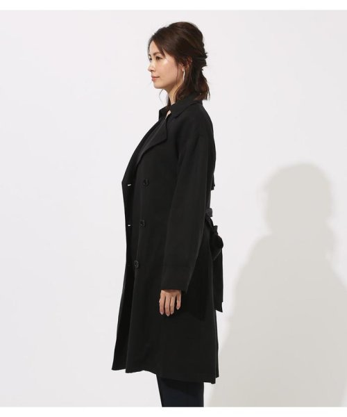 AZUL by moussy(アズールバイマウジー)/LYOCELL TRENCH COAT/250CSA30-466B_img05