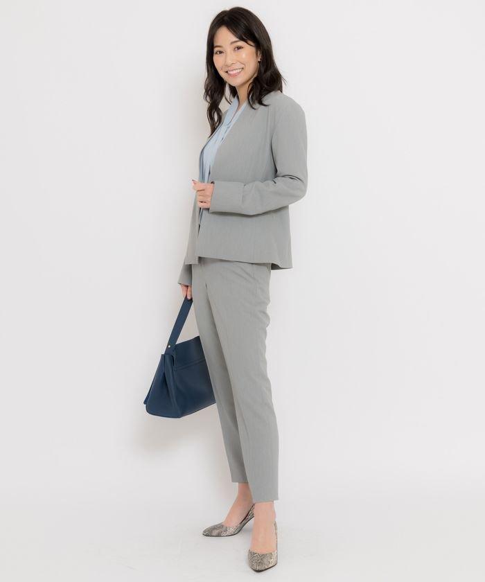 セレモニースタイル ママコーデ スーツ