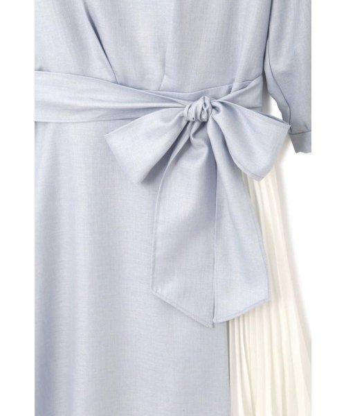 PROPORTION BODY DRESSING(プロポーション ボディドレッシング)/プリーツ切替フレアワンピース/1219140304_img11