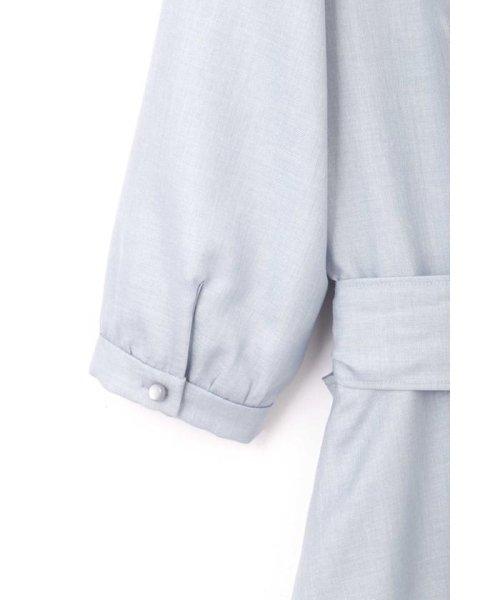 PROPORTION BODY DRESSING(プロポーション ボディドレッシング)/プリーツ切替フレアワンピース/1219140304_img13