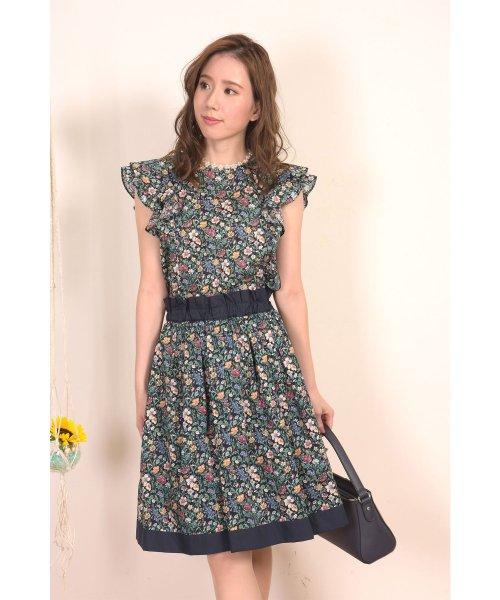 Dear Princess(ディアプリンセス)/【セットアップ対応商品】Rachel Meadewリバティスカート/3085101_img01