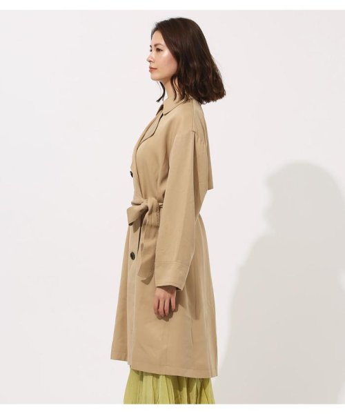 AZUL by moussy(アズールバイマウジー)/LYOCELL TRENCH COAT/250CSA30-466B_img13