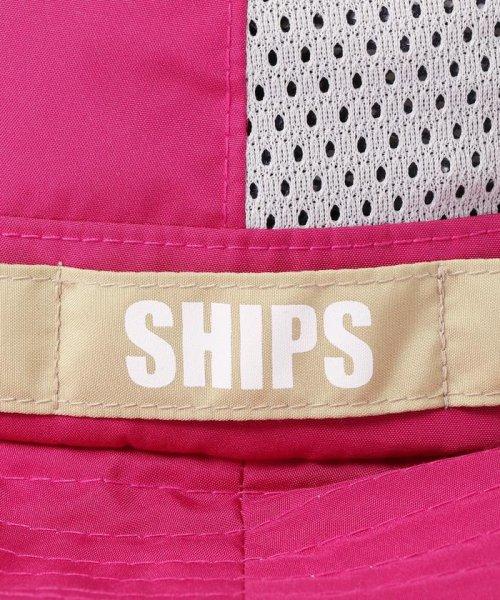 SHIPS KIDS(シップスキッズ)/SHIPS KIDS:サファリハット 2019SS<UVカット・撥水>/518510425_img07
