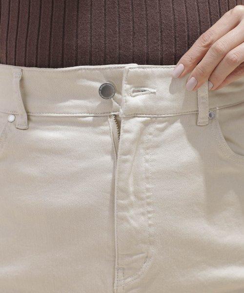 nano・universe(ナノ・ユニバース)/I-line slim fit skirt/6699130009_img14