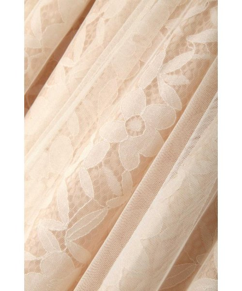 PROPORTION BODY DRESSING(プロポーション ボディドレッシング)/◆チュールレーススカート/1219120900_img17