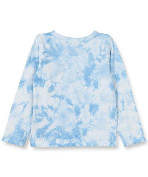RADCHAP(ラッドチャップ)/タイダイ長袖Tシャツ/419105043_img01