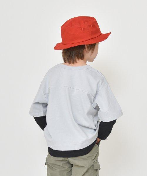 branshes(ブランシェス)/重ね着風長袖Tシャツ(80~150cm)/119105383_img12