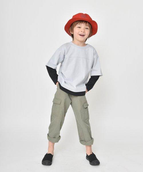 branshes(ブランシェス)/重ね着風長袖Tシャツ(80~150cm)/119105383_img13