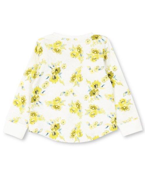 branshes(ブランシェス)/花柄長袖Tシャツ(80~150cm)/129105088_img01