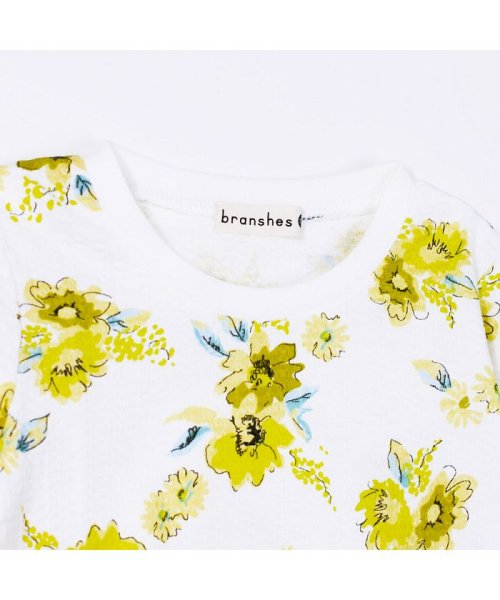 branshes(ブランシェス)/花柄長袖Tシャツ(80~150cm)/129105088_img02