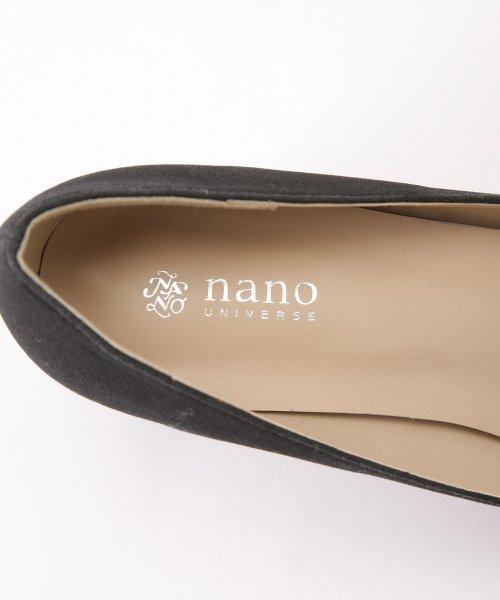 nano・universe(ナノ・ユニバース)/【WEB限定】ポインテッドパンプス/6759133001_img09