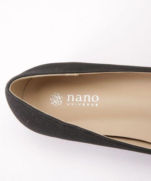 nano・universe(ナノ・ユニバース)/【WEB限定】ポインテッドフラットパンプス/6759133002_img10