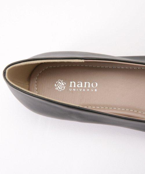 nano・universe(ナノ・ユニバース)/【WEB限定】フラットシューズ/6759133004_img09
