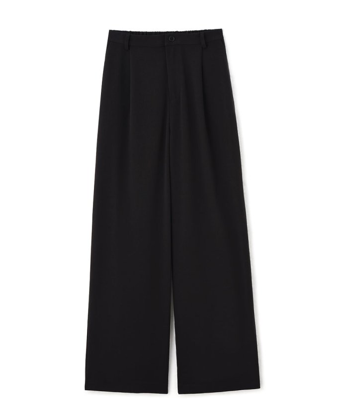 marjour SLENDER WIDE PANTS