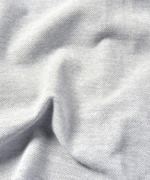 SHIPS JET BLUE(シップス ジェットブルー)/【Begin6月号 p23掲載】SHIPS JET BLUE: 9FUNCTION【接触冷感・抗菌防臭etc..】カノコポロシャツ/122210038_img12