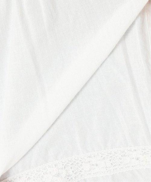 SLOBE IENA(スローブ イエナ)/レースピンタック Vネックブラウス◆/19051912701010_img13