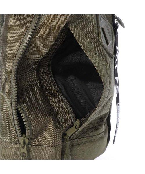 coleman(コールマン)/コールマン coleman トレッキング バッグ ATLAS SLING BAG (CACTUS GREEN) 2000032994/CO1916AU01864_img04