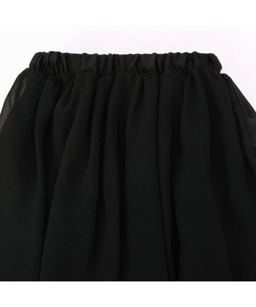 COMME CA ISM(コムサイズム)/コムサイズム COMME CA ISM リバーシブル スカート (ブラック)/CO3909EC08083_img02