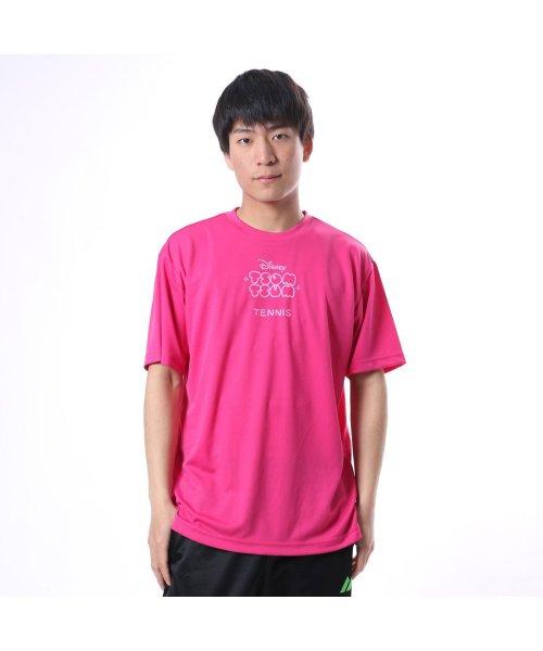Disney(ディズニー)/ディズニー Disney ユニセックス テニス 半袖Tシャツ DN-2TW3047TSTM/D02206EU00256_img02
