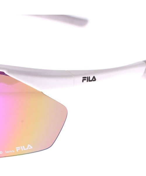 FILA(フィラ)/フィラ FILA サングラス FILA(フィラ)スポーツ偏光サングラス(一眼) SF4108J-80 214/FI534DU01754_img01