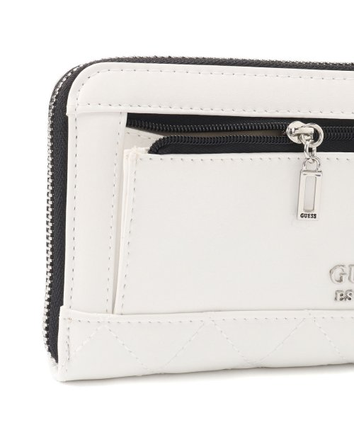 GUESS(ゲス)/ゲス GUESS SWEET CANDY LARGE ZIP AROUND WALLET (WHITE MULTI)/GU1432DW13622_img05