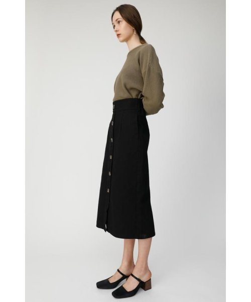 moussy(マウジー)/FRONT BUTTON NARROW スカート/010CSW30-1410_img01