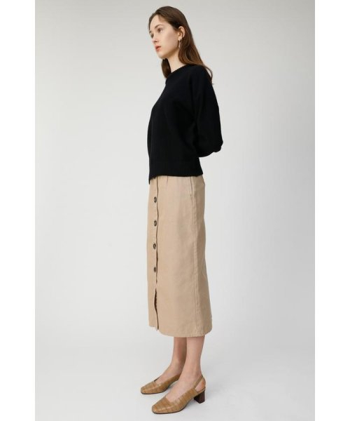 moussy(マウジー)/FRONT BUTTON NARROW スカート/010CSW30-1410_img08