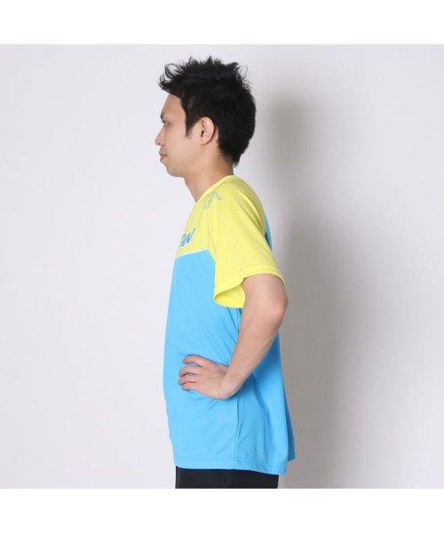 MIZUNO(ミズノ)/ミズノ MIZUNO ユニセックスTシャツ 半袖Tシャツ 62JA6X8126 ブルー  (スカイブルー)/MI295EU02146_img01