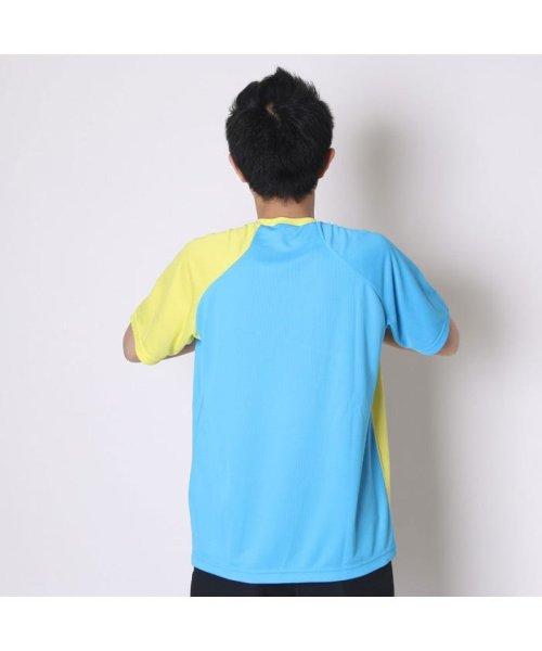 MIZUNO(ミズノ)/ミズノ MIZUNO ユニセックスTシャツ 半袖Tシャツ 62JA6X8126 ブルー  (スカイブルー)/MI295EU02146_img02