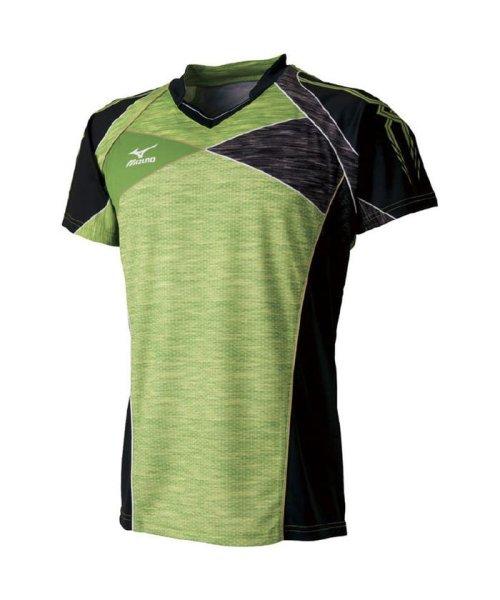 MIZUNO(ミズノ)/ミズノ MIZUNO ユニセックス 卓球 半袖Tシャツ ゲームシャツ 82JA700137/MI295EU05930_img02