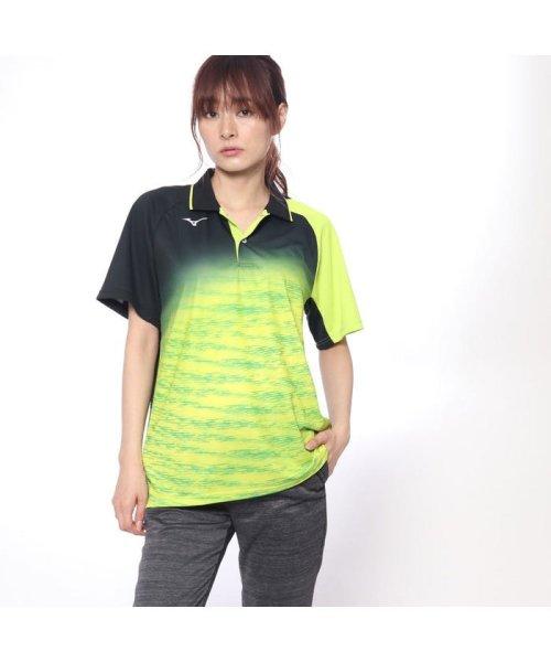 MIZUNO(ミズノ)/ミズノ MIZUNO テニス 半袖ポロシャツ ゲームシャツ 62JA850804/MI295EU08804_img02