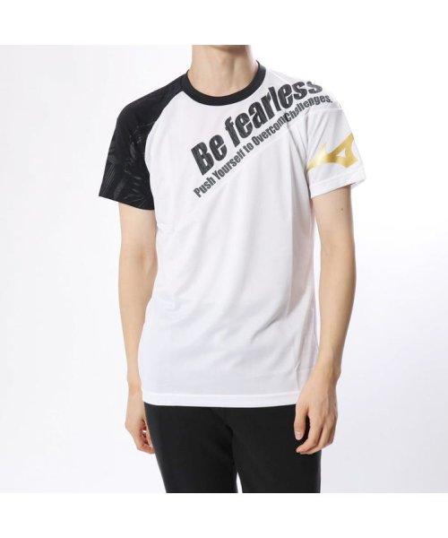 MIZUNO(ミズノ)/ミズノ MIZUNO バレーボール 半袖Tシャツ プラクティスシャツ V2MA858165/MI295EU08849_img02
