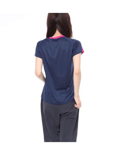 MIZUNO(ミズノ)/ミズノ MIZUNO レディース バドミントン 半袖 Tシャツ ゲームシャツ72MA820514/MI295EW07290_img02