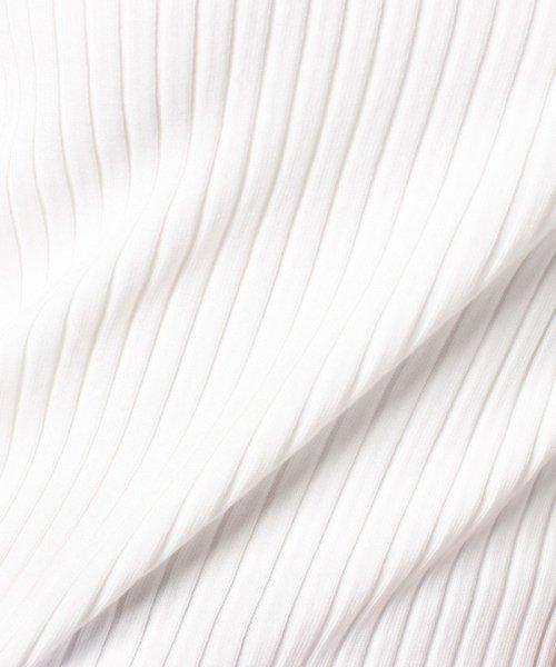Rirandture(リランドチュール)/【美人百花5月号掲載】ノースリリブニット/89154320_img20