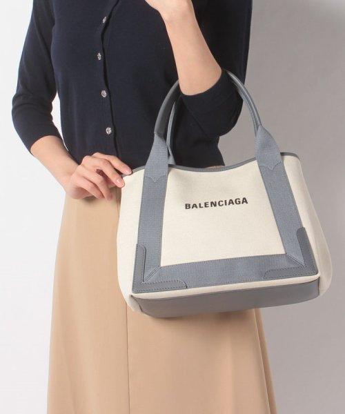 BALENCIAGA(バレンシアガ)/【BALENCIAGA】NAVY CABAS S/339933AQ38N_img07